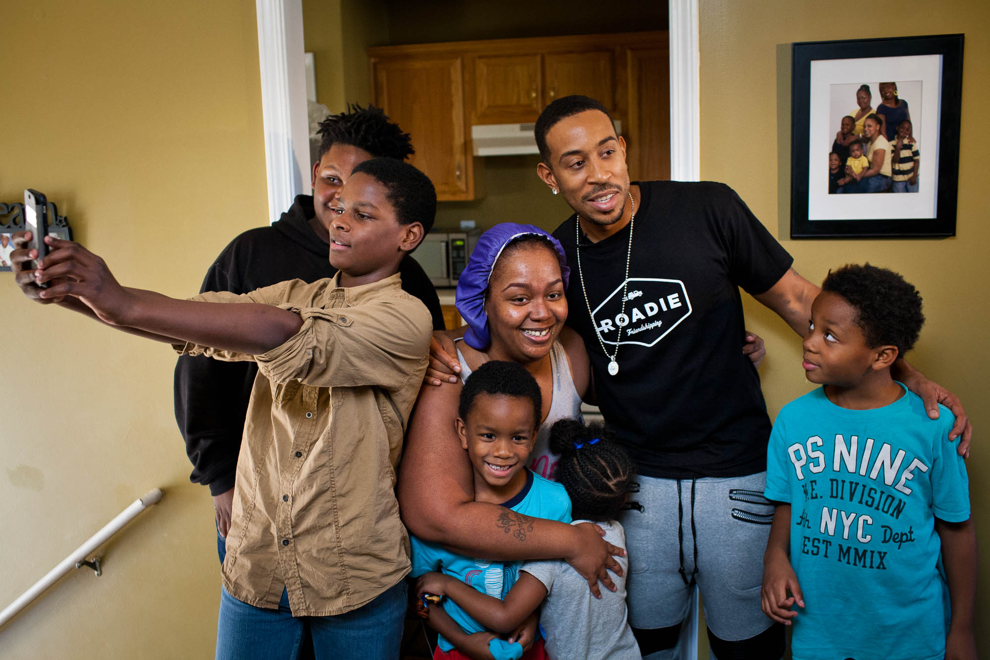 Deliver It Forward Ludacris Foundation