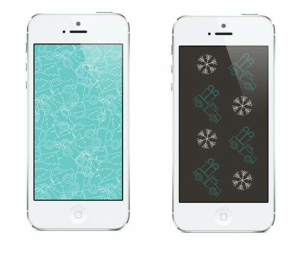 Mobile Wrapping Paper