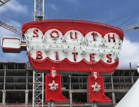 South Bites SXSW food truck park 2016