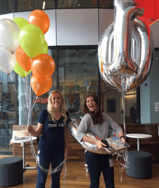 Atlanta Tech Village celebrates 1000 people