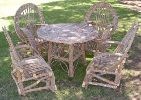 ship outdoor dining set