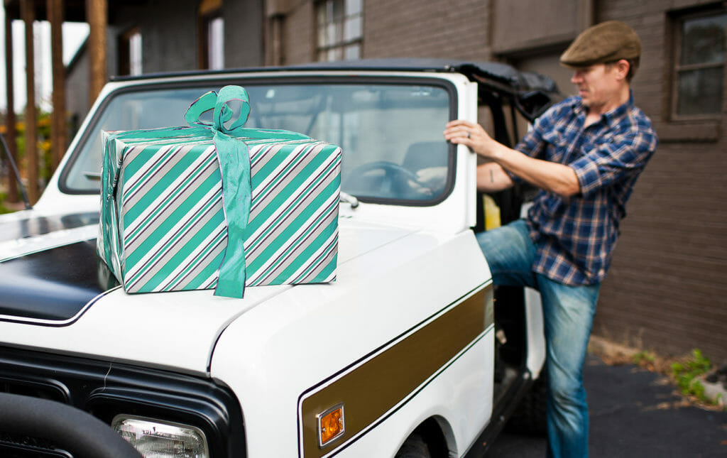 roadie collaborative delivery for holiday shipping