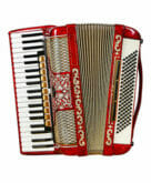 Receive your accordian fast with next-day shipping