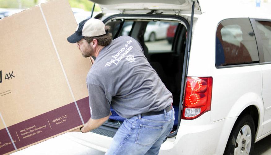 Enterprise shipping services