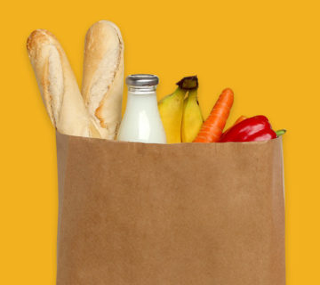Grocery delivery from any store with Roadie