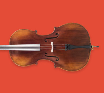 Send violins with Roadie for next-day delivery