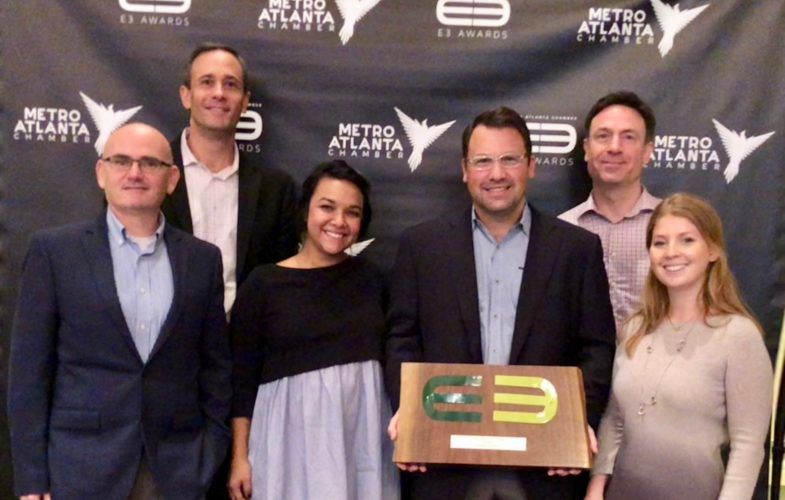 Roadie sustainability awards atlanta
