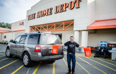 The Home Depot Invests in Roadie