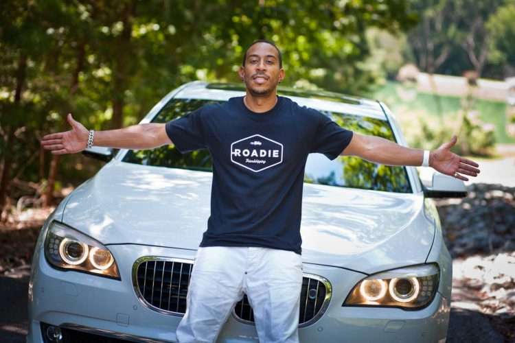 Roadie partners with Chris Bridges, aka Ludacris