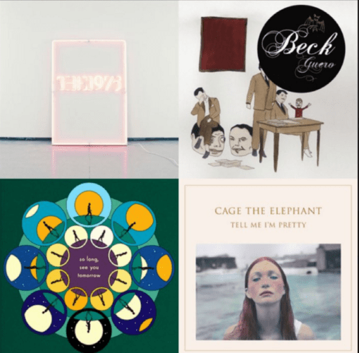 Roadie Records: Songs To Listen to March 2016