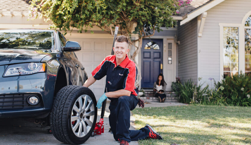 YourMechanic partners with Roadie to offer affordable, convenient auto repair on demand.